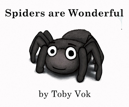 spiders are wonderful