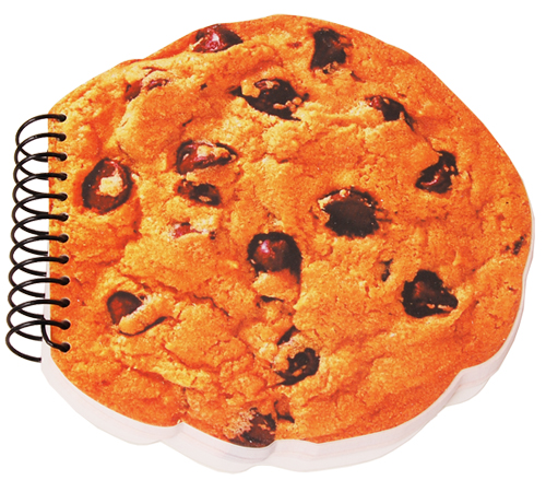 cuaderno galleta