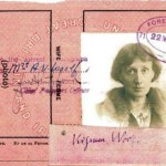 Pasaporte de Virginia Woolf