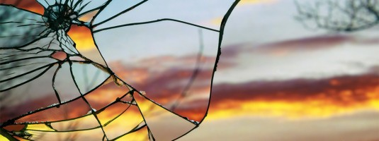 Broken Mirror/Evening Sky 3